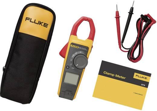 Fluke 373 Stromzange, Hand-Multimeter digital Kalibriert nach: DAkkS CAT III 600 V, CAT IV 300 V Anzeige (Counts): 6000