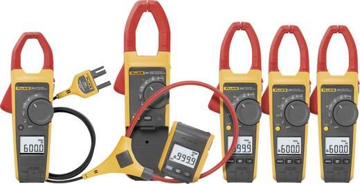 Stromzange, Hand-Multimeter digital Fluke Fluke 373 Kalibriert nach: Werksstandard CAT III 600 V, CAT IV 300 V Anzeige (Counts): 6000