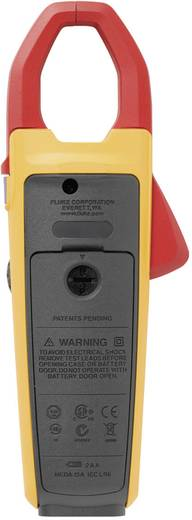 Fluke 373 Stromzange, Hand-Multimeter digital Kalibriert nach: Werksstandard (ohne Zertifikat) CAT III 600 V, CAT IV 30