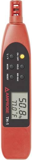 Luftfeuchtemessgerät (Hygrometer) Beha Amprobe TH-1 0 % rF 100 % rF Kalibriert nach: Werksstandard