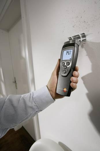 testo 616 Materialfeuchtemessgerät Messbereich Baufeuchtigkeit (Bereich) 0 bis 20 % vol Messbereich Holzfeuchtigkeit (Be