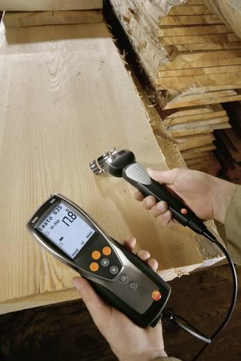 testo 635-1 Luftfeuchtemessgerät (Hygrometer) 0 % rF 100 % rF Taupunkt-/Schimmelwarnanzeige Kalibriert nach: Werksstanda