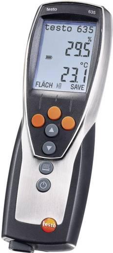 Luftfeuchtemessgerät (Hygrometer) testo 635-2 0 % rF 100 % rF Kalibriert nach: Werksstandard