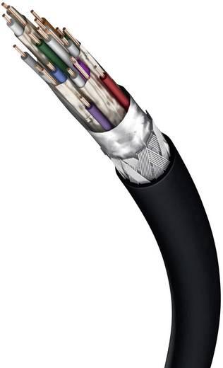 Inakustik HDMI Anschlusskabel [1x HDMI-Stecker - 1x HDMI-Stecker] 3 m Schwarz