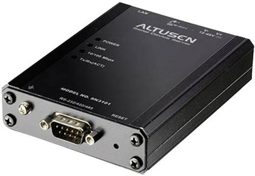 IP Geräteserver ATEN Serial Over IP-Einheit 1 Port SN3101-AX-G