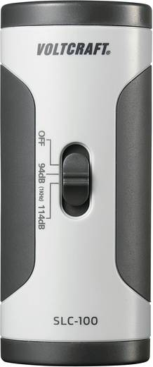 VOLTCRAFT SLC-100 Kalibrator 1x 9 V Block-Batterie (enthalten) Kalibriert nach Werksstandard (ohne Zertifikat)