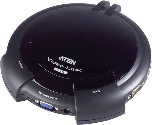 8 Port VGA-Switch ATEN VS881-AT-G mit Fernbedienung 2048 x 1536 Pixel