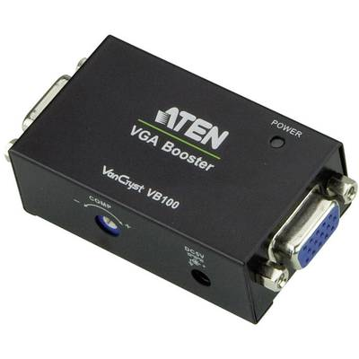 VGA Extender (Verlängerung) über Signalkabel ATEN VB100 70 m Preisvergleich