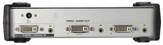 2 Port DVI-Splitter ATEN VS162-AT-G 1920 x 1200 Pixel Silber
