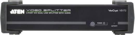 2 Port DVI-Splitter ATEN VS172 2560 x 1600 Pixel Schwarz