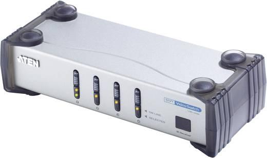 4 Port DVI-Switch ATEN VS461-AT-G mit Fernbedienung 1920 x 1200 Pixel