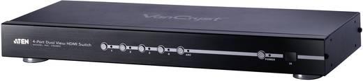 4 Port HDMI-Matrix-Switch ATEN VS482 mit Fernbedienung 1920 x 1080 Pixel