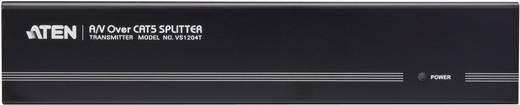 4 Port VGA-Splitter ATEN VS1204T-AT-G 1920 x 1200 Pixel Schwarz