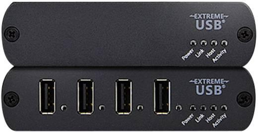 USB 2.0 Extender (Verlängerung) über Netzwerkkabel RJ45 ATEN UEH4002 60 m