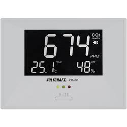 Digitálny ukazovateľ klímy v miestnosti Voltcraft CO-60, CO2