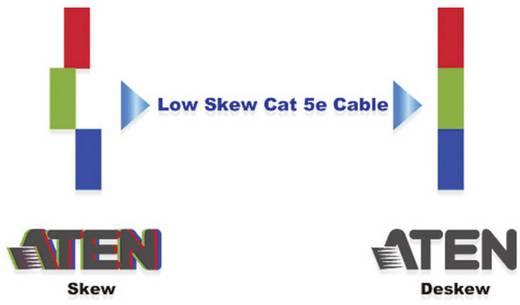 Netzwerkkabel CAT 5 U/UTP 8 x 0.20 mm² Blau ATEN 2L2801 305 m