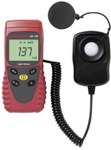 Beha Amprobe LM-100 Luxmeter, Beleuchtungsmessgerät, Helligkeitsmesser 0 - 200000 lx