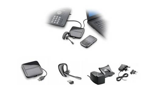 Telefon-Headset Bluetooth Plantronics VOYAGER B230