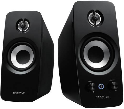 Pc Lautsprecher Bluetooth : creative t15 2 0 pc lautsprecher bluetooth kabellos schwarz kaufen ~ Watch28wear.com Haus und Dekorationen