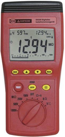 Beha Amprobe 93530-D Isolationsmessgerät, CAT III 600 V Kalibriert nach ISO