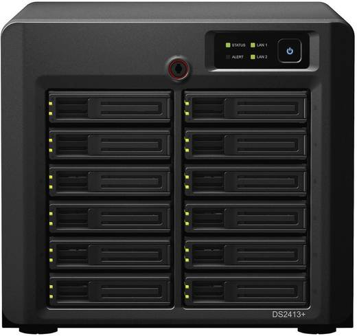 NAS-Server Gehäuse Synology DiskStation DS2413+ 12 Bay
