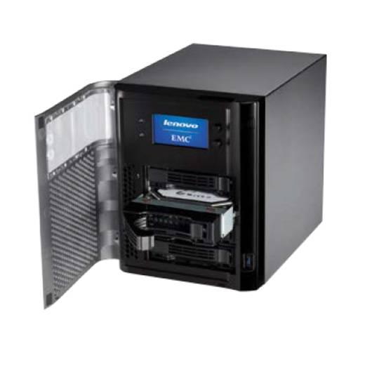 NAS-Server 4 TB Lenovo px4-300d 70BC9008EA