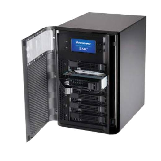 NAS-Server 12 TB Lenovo px6-300d Pro 70B99005EA