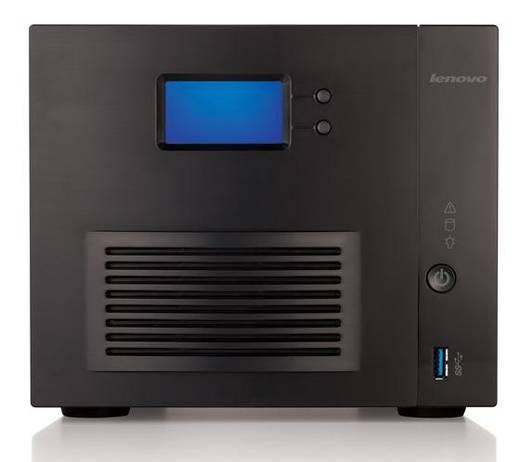 NAS-Server 8 TB Lenovo ix4-300d 70B89001EA