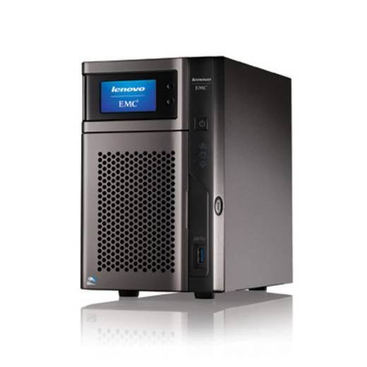 NAS-Server 6 TB Lenovo px2-300d 70BA9002EA