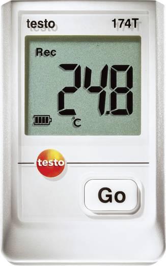 Temperatur-Datenlogger testo 174T Messgröße Temperatur -30 bis +70 °C Kalibriert nach ISO