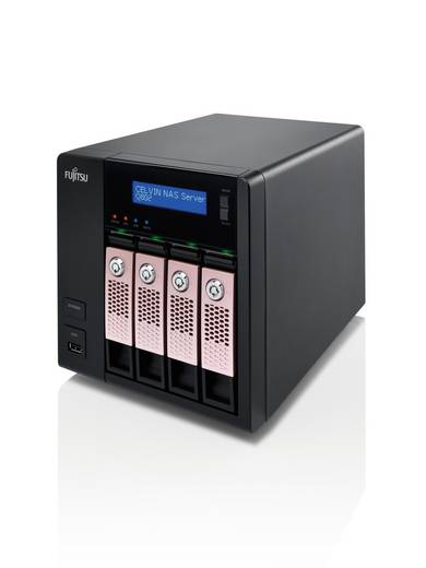 NAS-Server 8 TB Fujitsu CELVIN VFY:CQ802XX030E1