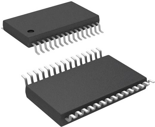 Datenerfassungs-IC - Analog-Digital-Wandler (ADC) Texas Instruments ADS7954SDBT Extern TSSOP-30