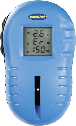 Aquachek TruTest Digitaler Wassertester AquaChek® TrueTest™ 6.1 - 8.8 pH Kalibriert nach Werksstandard (ohne Zertifik