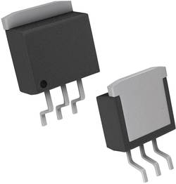MOSFET Fairchild Semiconductor N kanál N-CH 100V 80 FDB3632 TO-263-3 FSC