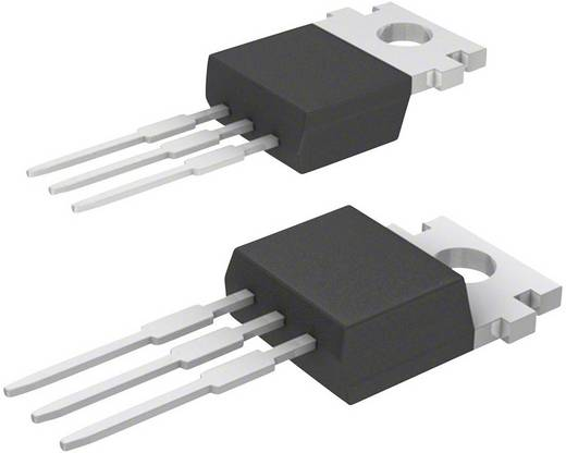 ON Semiconductor FQP3N60C MOSFET 1 N-Kanal 75 W TO-220-3