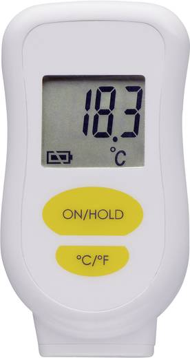 Temperatur-Messgerät TFA Mini-K -64 bis +1370 °C Fühler-Typ K Kalibriert nach: Werksstandard