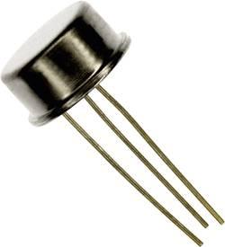 PMIC - Régulateur de tension - linéaire (LDO) Texas Instruments LM317H/NOPB Positive, Réglable TO-205AD 1 pc(s)