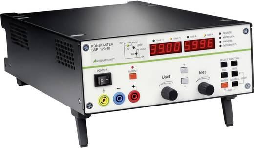 Labornetzgerät, einstellbar Gossen Metrawatt SSP 120-40 0 - 40 V/DC 0 - 6 A 120 W RS-232 programmierbar Anzahl Ausgänge 1 x