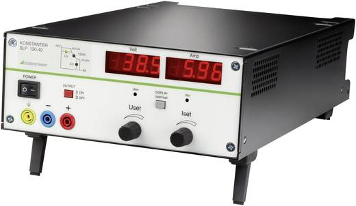 Gossen Metrawatt SLP 120-40 Labornetzgerät, einstellbar 0 - 40 V/DC 0 - 6 A 120 W Anzahl Ausgänge 1 x