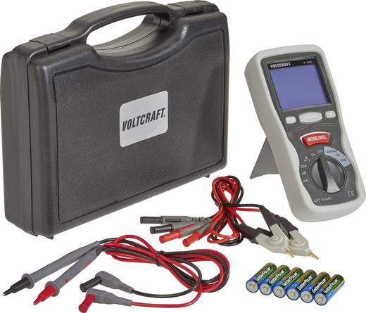 VOLTCRAFT R- 200 Komponententester digital CAT III 600 V Anzeige (Counts): 4000