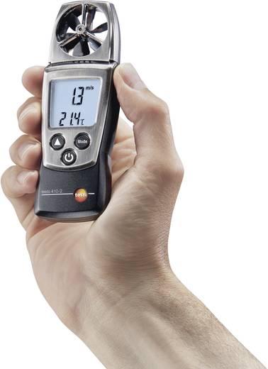 Anemometer testo 410-2 0.4 bis 20 m/s Kalibriert nach ISO