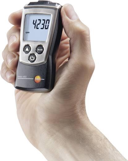 testo 0560 0460 Drehzahlmesser optisch 100 - 30000 U/min Werksstandard (ohne Zertifikat)