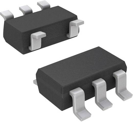 Linear IC - Komparator Maxim Integrated MAX9050AEUK+T mit Spannungsreferenz CMOS, Push-Pull, Rail-to-Rail, TTL SOT-23-5