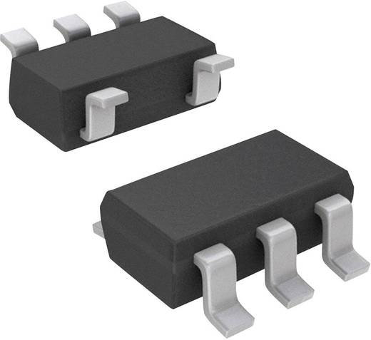 Linear IC - Komparator Microchip Technology MCP6561UT-E/OT Mehrzweck CMOS, Push-Pull, Rail-to-Rail, TTL SOT-23-5