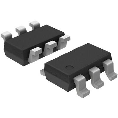 Logik IC - Latch Texas Instruments SN74LVC1G374DBVR Register, D-Typ Tri-State SOT-23-6 Preisvergleich