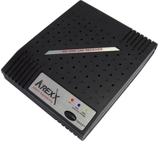 Datenlogger-Empfänger Arexx BS-1000 Kalibriert nach Werksstandard (ohne Zertifikat)