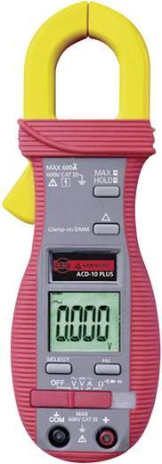 Stromzange, Hand-Multimeter digital Beha Amprobe ACD-10 PLUS-D Kalibriert nach: Werksstandard CAT III 600 V Anzeige (Co