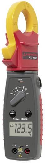 Stromzange, Hand-Multimeter digital Beha Amprobe ACD-20SW Kalibriert nach: ISO CAT III 600 V Anzeige (Counts): 4000