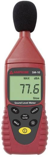 Beha Amprobe Schallpegel-Messgerät Datenlogger SM-10 30 - 130 dB 31.5 - 8 kHz Kalibriert nach Werksstandard (ohne Zerti