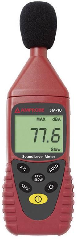 Image of Beha Amprobe Schallpegel-Messgerät Datenlogger SM-10 30 - 130 dB 31.5 Hz - 8 kHz Kalibriert nach Werksstandard (ohne